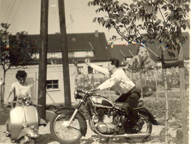 LAMBRETTA EN HOREX REGINA 350